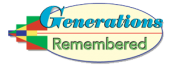 Generations Remembered Logo